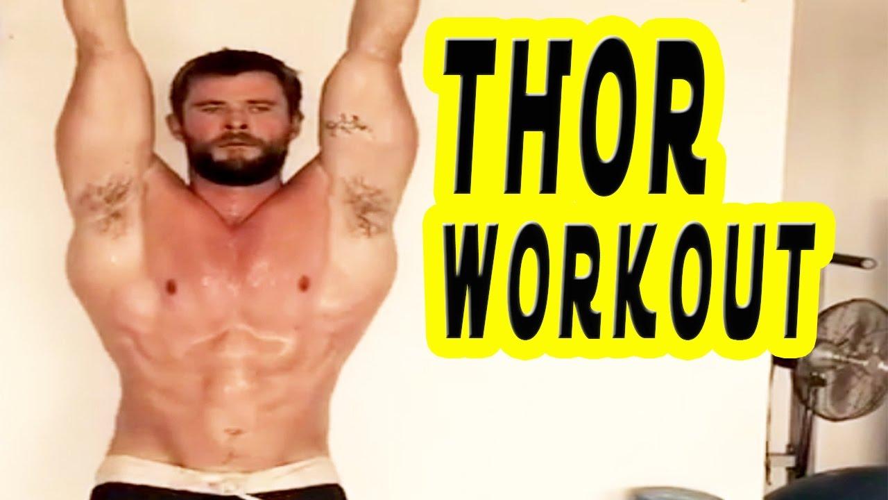 Thor Workout Routine Men S Health – EOUA Blog