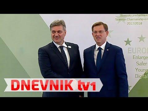 BiH od Slovenije preuzela predsjedavanje SEECP-om