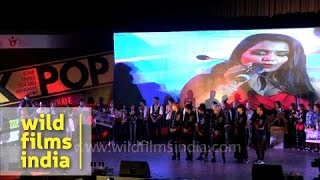 K-Pop Festival 2014 prize distribution ceremony - India