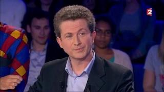 Jean-Christophe Notin - On n'est pas couché 10 juin 2017 #ONPC