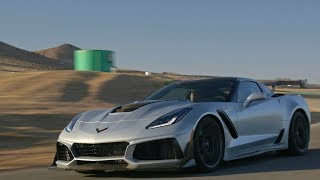 Tire Rack'S Hot Lap | 2019 Chevy Corvette Zr1