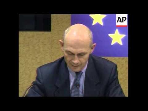 EU trade commissioner reports progress after talks in US