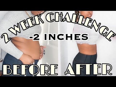 2 WEEK ABS SHRED RESULTS // Chloe Ting Challenge 2020