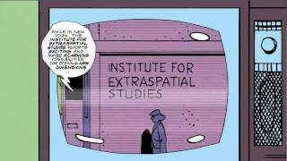 Watchmen Motion Comic - Chapter 7