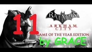 BATMAN ARKHAM CITY gameplay ITA EP 11 BOSS RA