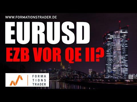 EURUSD: EZB vor QE II?