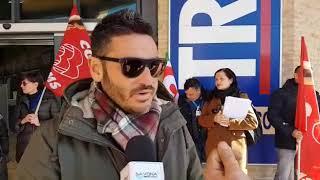 Sciopero lavoratori Trony: Cristiano Ghiglia (Filcams CGIL Savona)