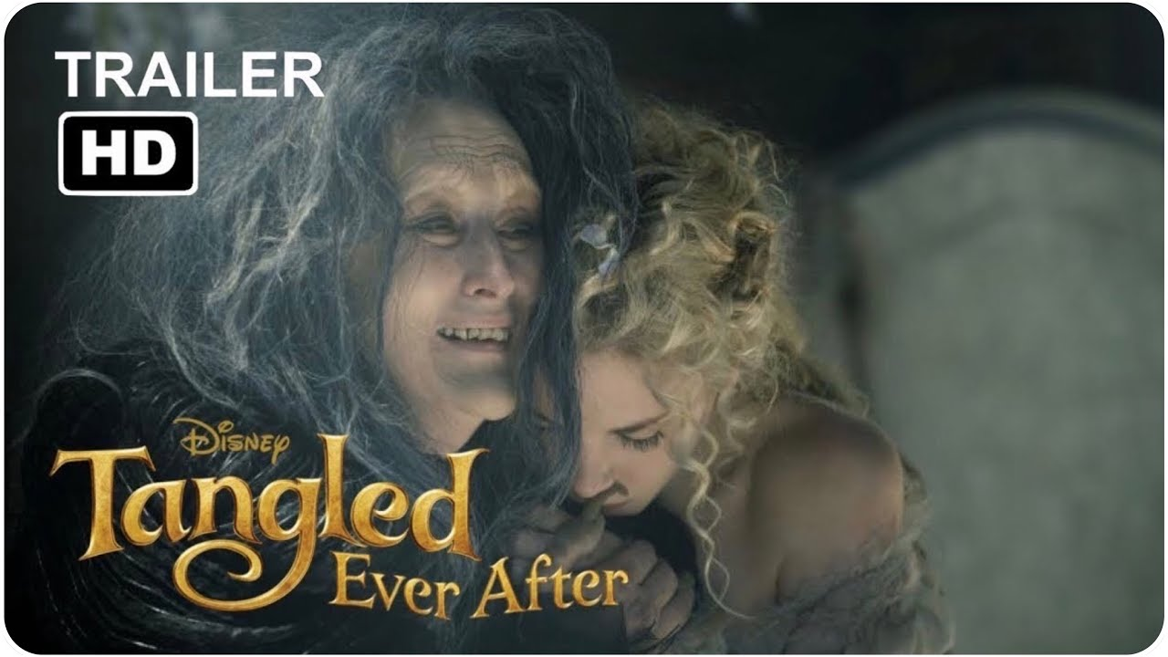 Download TANGLED EVER AFTER (2021) Official Trailer #1 - Meryl Streep Movie HD