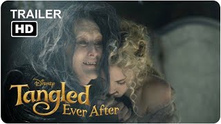 TANGLED EVER AFTER (2021) Official Trailer #1 - Meryl Streep Movie HD