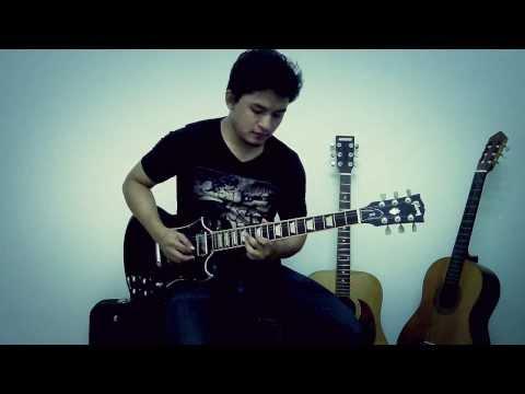 Shae - Sayang Guitar Cover (Instrumental)