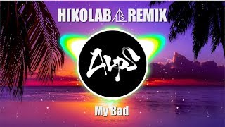 Khalid - My Bad  (HIKOLAB Remix) Video