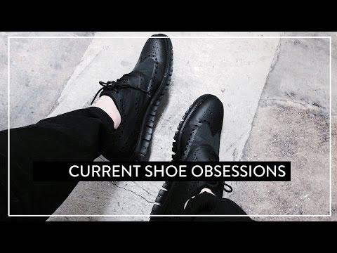 Current Shoe Obsessions • Imdrewscott