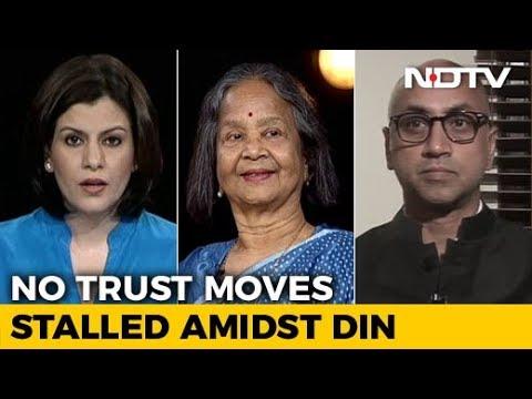 Confident Government Vs No-Confidence Push