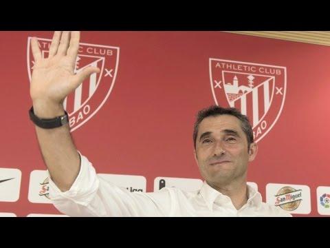 afpes: Ernesto Valverde, nuevo entrenador del Barcelona