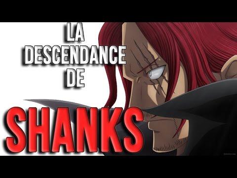 LA DESCENDANCE DE SHANKS - Théorie One Piece