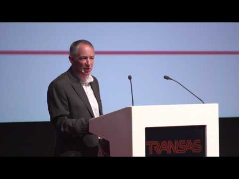 Transas Global Conference 2017 - Jim Creber, Squadron Leader, the Royal Air Force