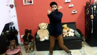 Love me thoda aur dance by yash bisht YK7