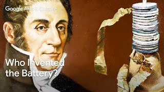 YouTube動画:Who invented the battery? Power through the story of portable energy