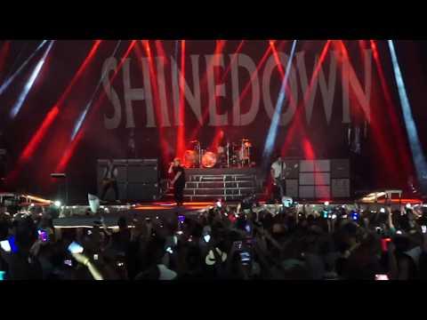 Shinedown - State of my head - Rock-fest 2017
