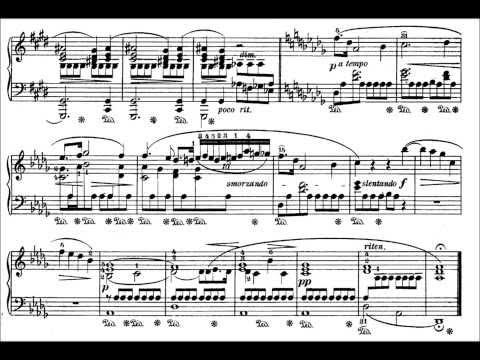 "Chopin: Prelude Op.28 No.15 in D Flat Major, ""Raindrop"" (Pogorelich)"