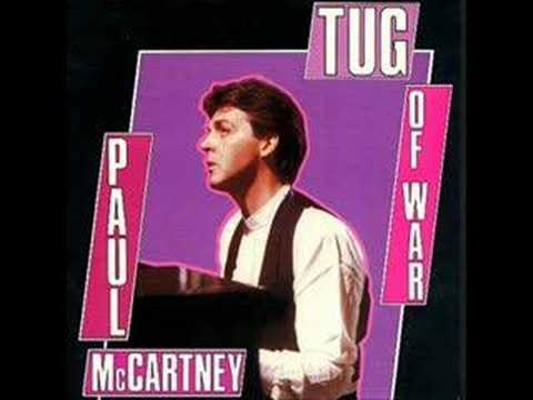 TUG of WAR - PAUL McCARTNEY