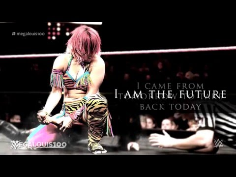 """2015: """"The Future"""" by CFO$ (Asuka Official WWE Theme Song) with lyrics"""