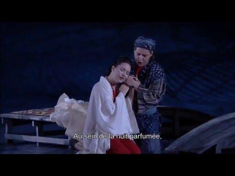 Dmitry Korchak & Sonya Yoncheva  Les Pêcheurs de Perles l'Opéra Comique