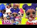 Мама в шоке Куклы ЛОЛ сюрприз устроили вечеринку Мультик LOL Dolls mp3