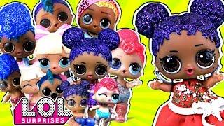 Мама в шоке! Куклы ЛОЛ сюрприз устроили вечеринку! Мультик LOL dolls