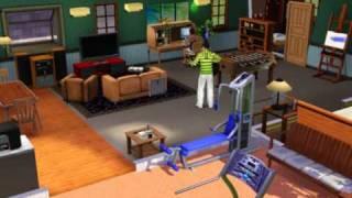 The Sims 3 Cribs! Must Watch!