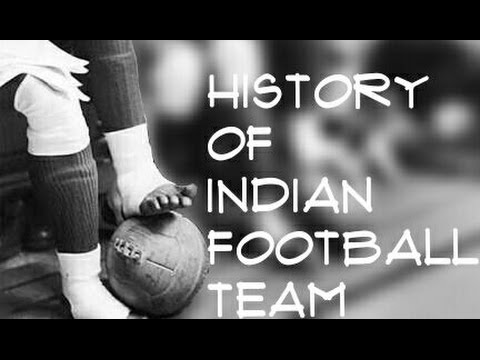 History of Indian football team