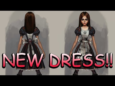 NEW DRESS! - Alice 3 Asylum