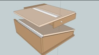 Ideas For A New Homemade Drum Sander Design And More! -woodworking With Stumpy Nubs 32