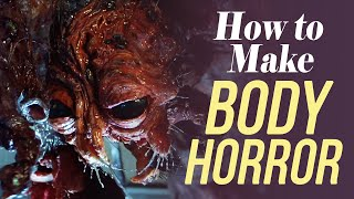 The Fly - How To Make Body Horror