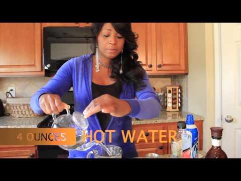 Trina Braxton's 4 O'clock Rock HOT COCOA