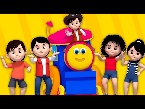 Bob The Train | Yankee Doodle Went To Town | Nursery Rhymes | Kids Song | Baby Rhymes