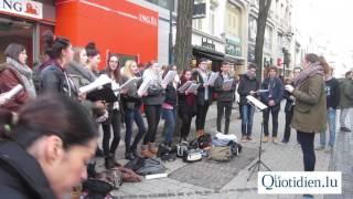 Chant de Noël - 19 décembre - Luxembourg-Ville