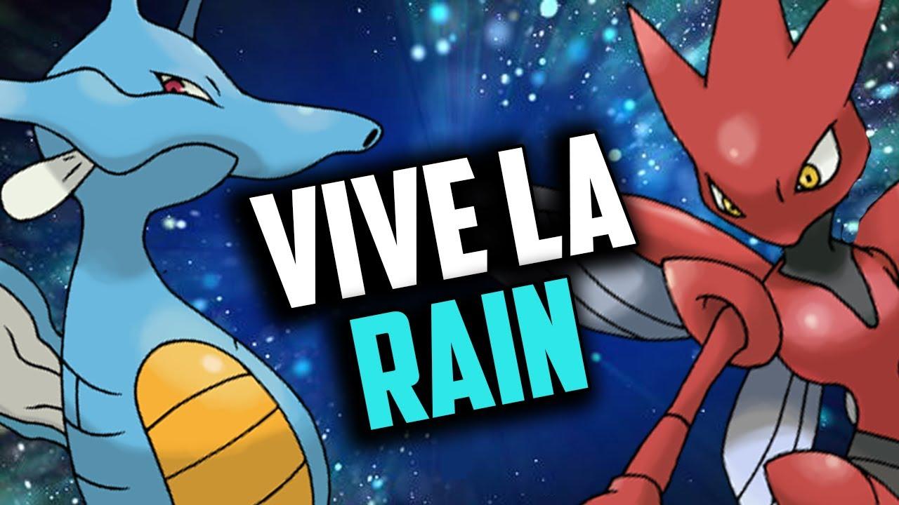 Quel PLAISIR de jouer cette TEAM RAIN