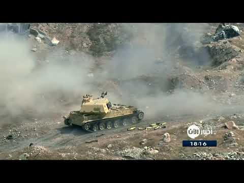 المرصد السوري لحقوق الإنسان: اشتباكات بين داعش وقوات سوريا الديمقراطية  - نشر قبل 6 ساعة