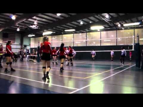 SVC Club Volleyball   Kids America Tournament