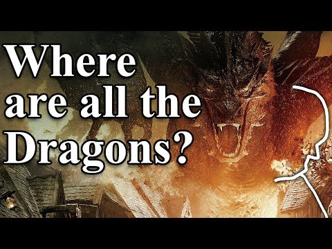 Dragons in Lord of the Rings' Lore - Smaug, Glaurung, Ancalagon, Scatha - Tolkien and LotR Lore