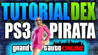 PS3 Hacked - Tutorial Jugar GTA V Online PS3 Pirata (Multiman,PSNinja, PSNpatch,etc.)