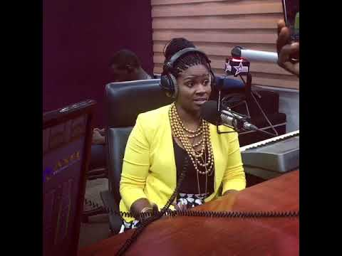 Pastor Cher in Ghana - Starr 103.5 Radio Interview