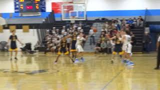 Jakari Spence scores in transition to give Toms River North the lead