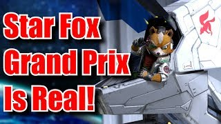 Star Fox Grand Prix Is Real   Nintendo Switch News