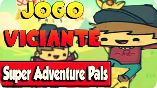 Jogo Viciante - Super Adventure Pals
