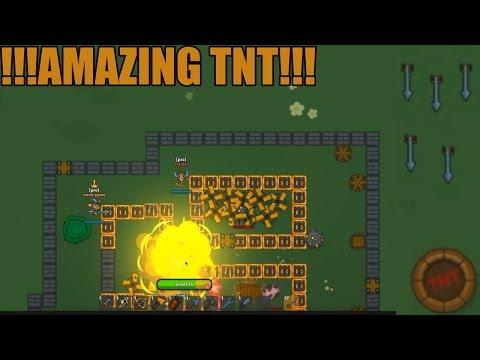 Dynast.io - TNT is OP - amazing Skilles (Super D)
