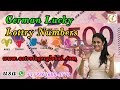 Germany Lottery's-Lucky Lottery Numbers -Keno-Lotto -Germany Euro Jackpot -astrologerglobal.com