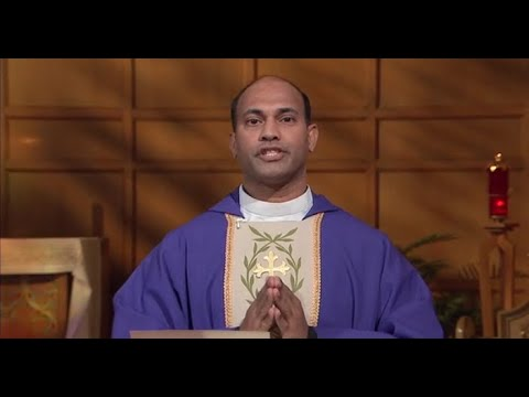 Catholic Mass Today | Daily TV Mass, Wednesday April 1 2020