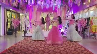 Sangeet Dance by Bridesmaids on Teri Ore | The Wedding Script